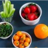Consuming fruits, vegetables could lower risk of lung disease for smokers