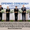 Thailand sets out to becoming Asia's healthcare hub