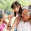 Young people who spend time with their grandparents more likely to have positive opinion of the elderly
