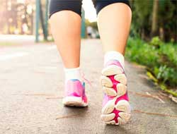 Weekly stroll can save your life, Chinese study observes