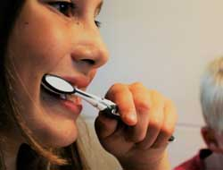 Charcoal toothpaste may promote tooth decay