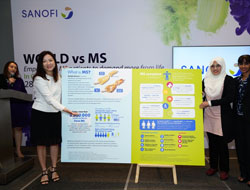 MS patients must watch their symptoms carefully