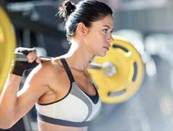 Heart fat efficiently reduced through weightlifting