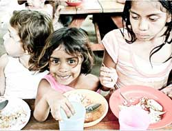 UN reports on the 'immense' global challenges of hunger