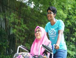 Trust and support go hand-in-hand for cancer care, says Malaysian professional caregiver