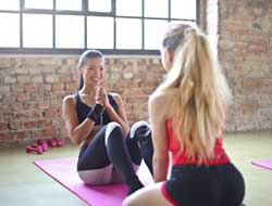 Blood protein levels may predict exercise requirements