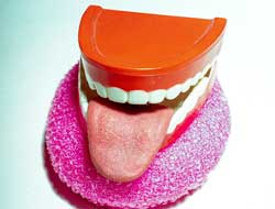 Drug found to increase mouth salivation