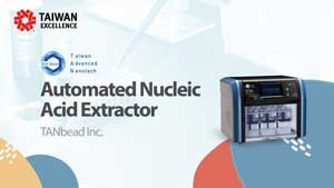 Maelstrom 4800 Automated Nucleic Acid Extractor